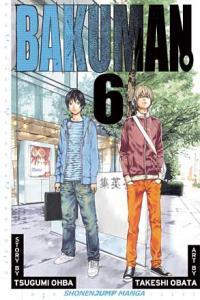 Bakuman Vol 6