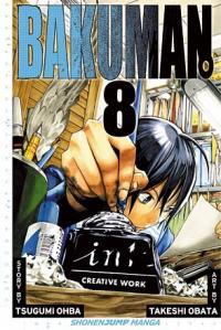 Bakuman Vol 8