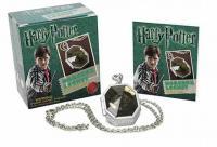 Kit: Harry Potter - Horcrux Locket and Sticker Book