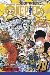 One Piece Vol 70