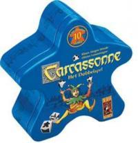 Carcassonne Dice Game (svensk)