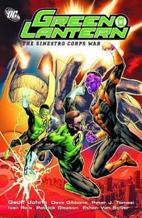 Green Lantern: Sinestro Corps War Omnibus
