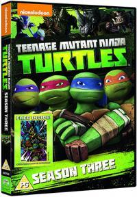 Teenage Mutant Ninja Turtles, Season 3