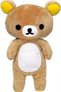 Rilakkuma Bear Plush medium