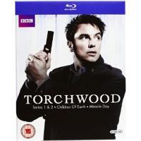 Torchwood Series 1-4