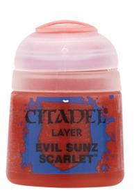 Evil Sunz Scarlet