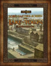 The One Ring - Loremasters Screen and Laketown Sourcebook