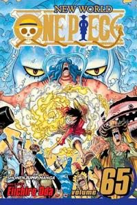 One Piece Vol 65