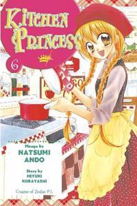 Kitchen Princess Omnibus vol 3