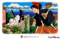 Kiki's Delivery Service pussel 235, 1000 bitar