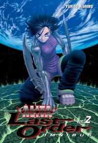 Battle Angel Alita Last Order Omnibus 2