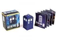 Doctor Who Light Up Tardis & Book Kit