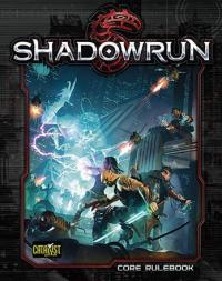 Shadowrun RPG Core Rulebook