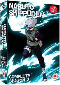 Naruto Shippuden Complete Season 3