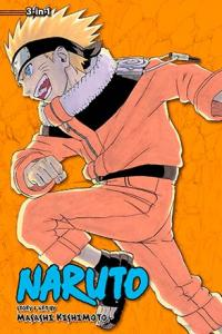 Naruto 3-in-1 Vol 6