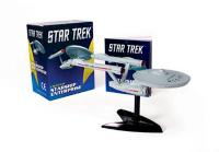 Star Trek Light-Up Enterprise & Book Kit