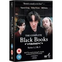 Black Books 1-3 complete series box set