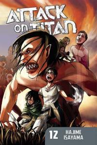 Attack on Titan vol 12