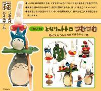 Totoro Nosechara Figures NOS-19