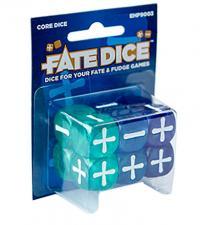 FATE Core Dice