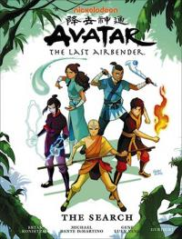 Avatar: The Last Airbender: The Search Library Edition