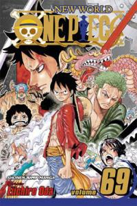 One Piece Vol 69