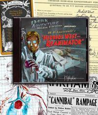 Herbert West: Reanimator - audio drama CD