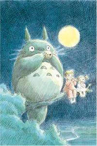 Totoro pussel 203, 1000 bitar