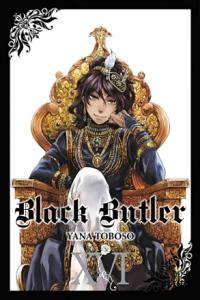Black Butler Vol 16