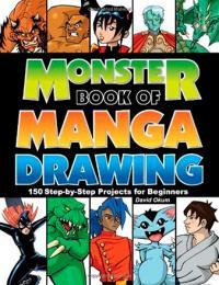 Monster Book of Manga Drawing