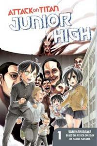 Attack on Titan Junior High 1