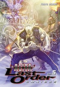 Battle Angel Alita Last Order Omnibus 5