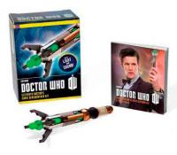 Doctor Who Eleventh Doctor Sonic Screwdriver & Book Kit