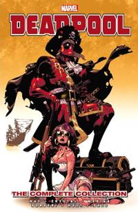 Deadpool By Daniel Way Complete Collection Vol 2