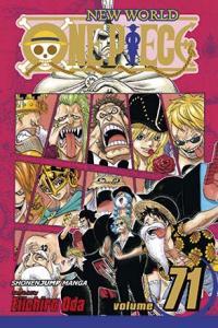 One Piece Vol 71
