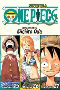 One Piece: Skypeia 25-26-27