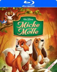 The Fox and the Hound/Micke och Molle