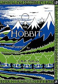 The Hobbit Facsimile First Edition Slipcase