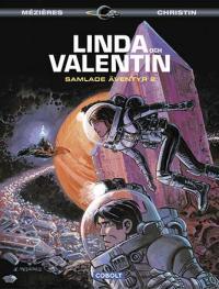 Linda och Valentin: Samlade äventyr del 2 (album 3-5)