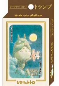 Totoro playing cards 2