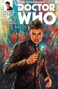 Doctor Who Tenth Doctor Graphic Novel Vol 1: Revolutions of Terror