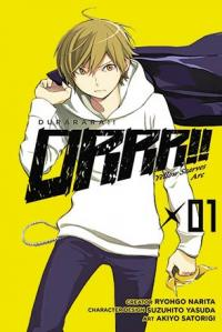 Durarara Yellow Scarves Vol 1