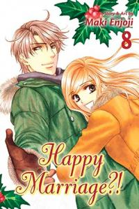 Happy Marriage Vol 8