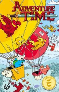 Adventure Time Vol 4