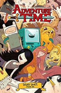 Adventure Time Sugary Shorts Vol 1