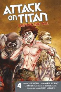 Attack on Titan Before the Fall 4