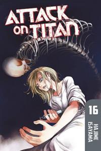 Attack on Titan vol 16