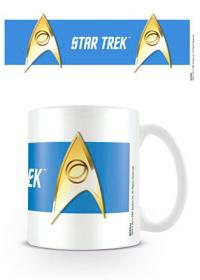Star Trek Sciences Blue Mug