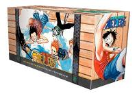 One Piece Box Set 2: Skypiea + Water Seven, Vol 24-46