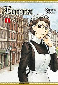Emma Omnibus Vol 1
